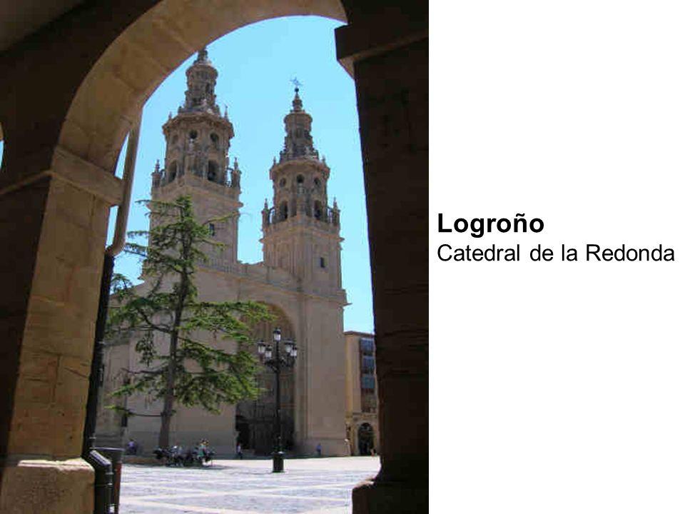 Logroño Catedral de la Redonda
