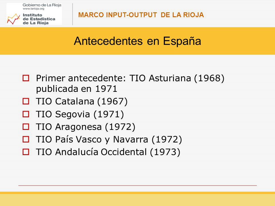 Antecedentes en España
