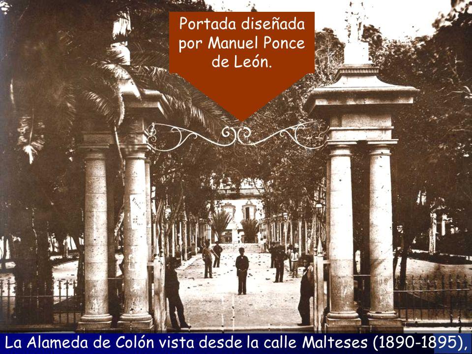 Portada diseñada por Manuel Ponce de León.