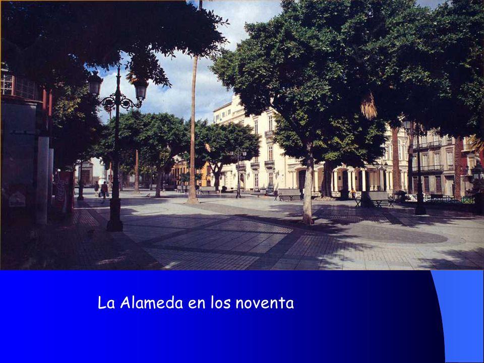 La Alameda en los noventa