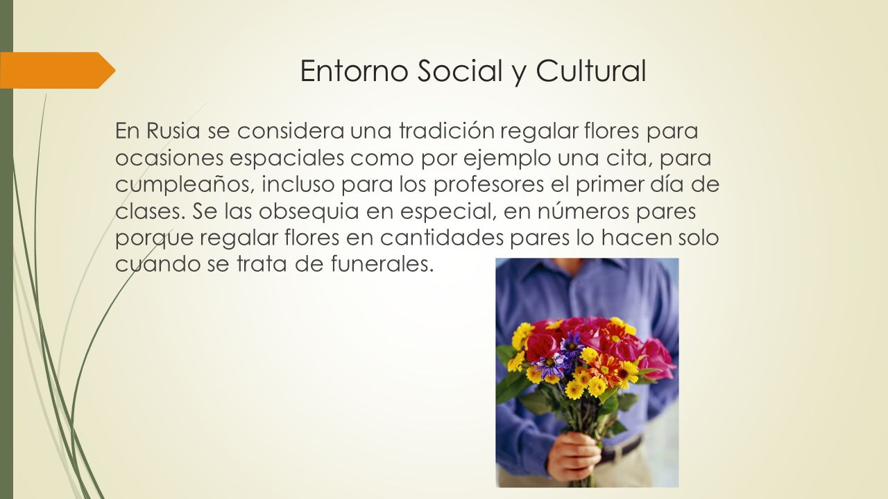 Entorno Social y Cultural