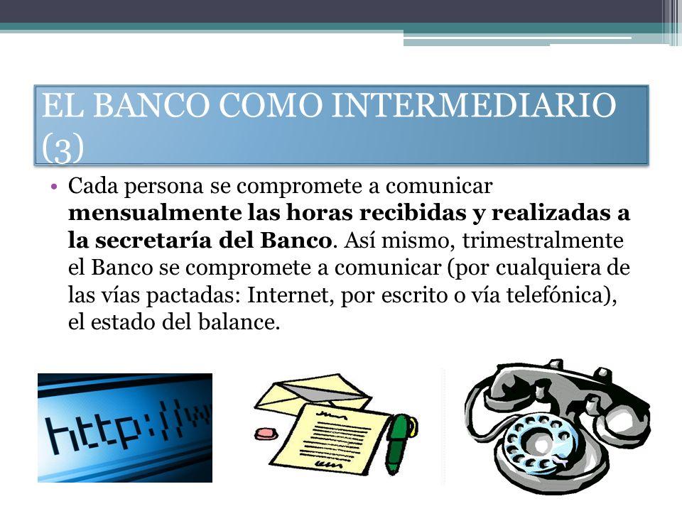 EL BANCO COMO INTERMEDIARIO (3)
