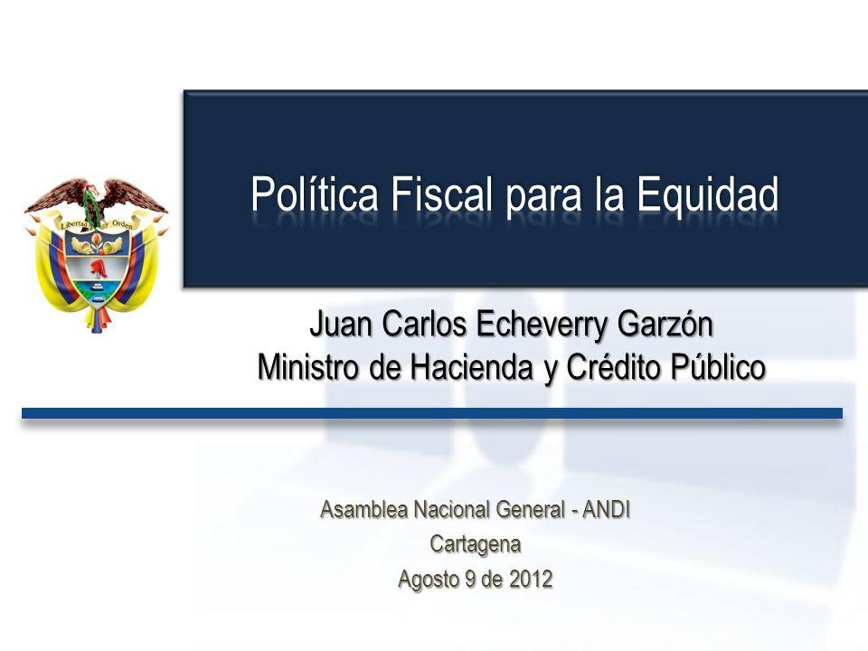 Política Fiscal para la Equidad