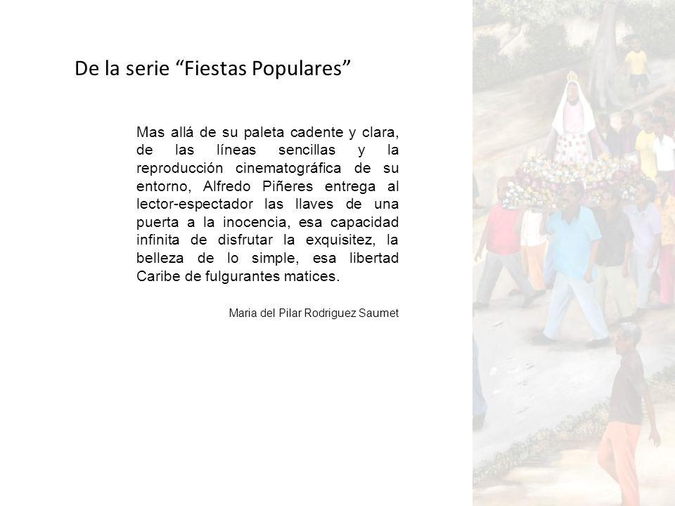 De la serie Fiestas Populares
