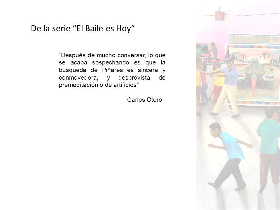 De la serie El Baile es Hoy