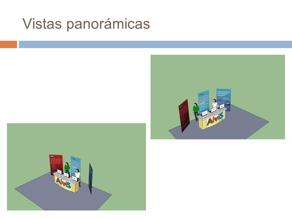Vistas panorámicas