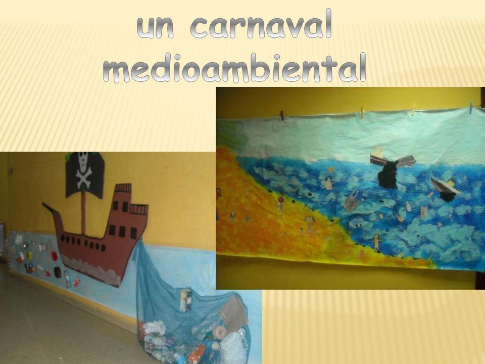 un carnaval medioambiental