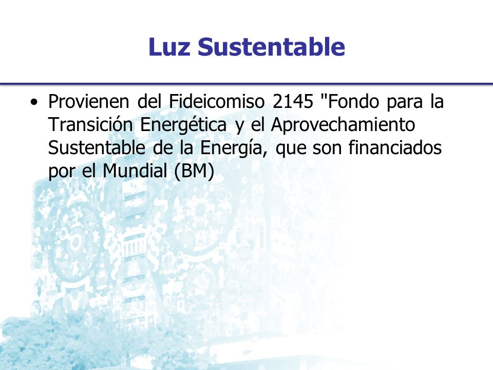 Luz Sustentable