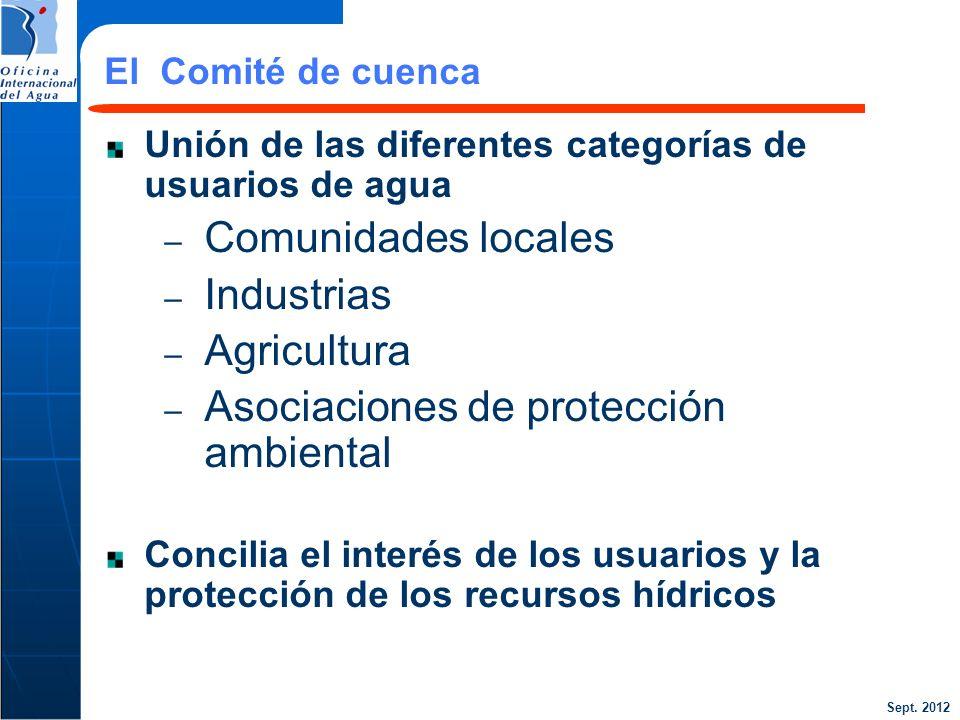 Asociaciones de protección ambiental