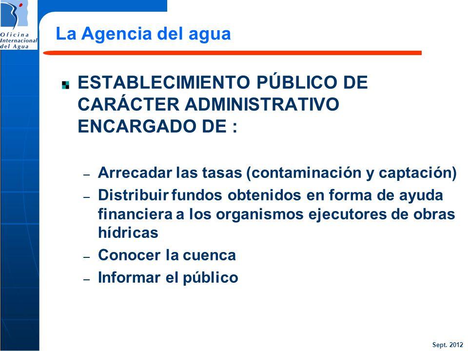 ESTABLECIMIENTO PÚBLICO DE CARÁCTER ADMINISTRATIVO ENCARGADO DE :