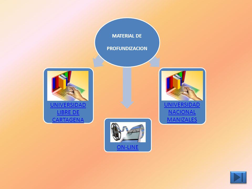 UNIVERSIDAD LIBRE DE CARTAGENA UNIVERSIDAD NACIONAL MANIZALES
