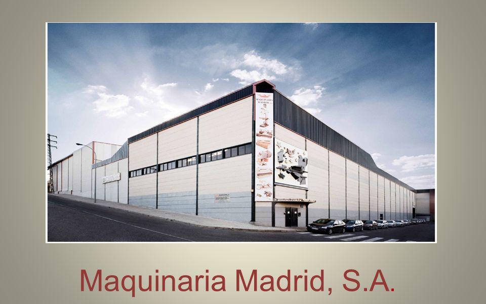 Maquinaria Madrid, S.A.