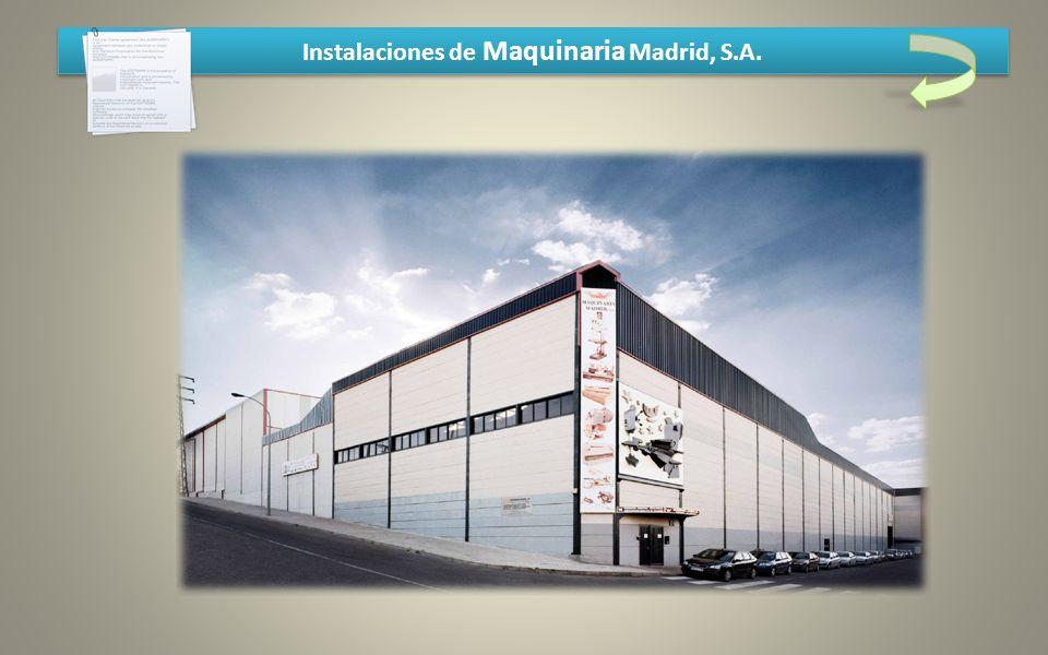 Instalaciones de Maquinaria Madrid, S.A.