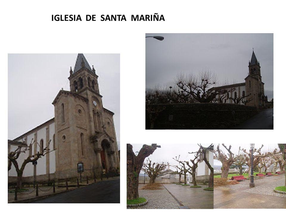 IGLESIA DE SANTA MARIÑA