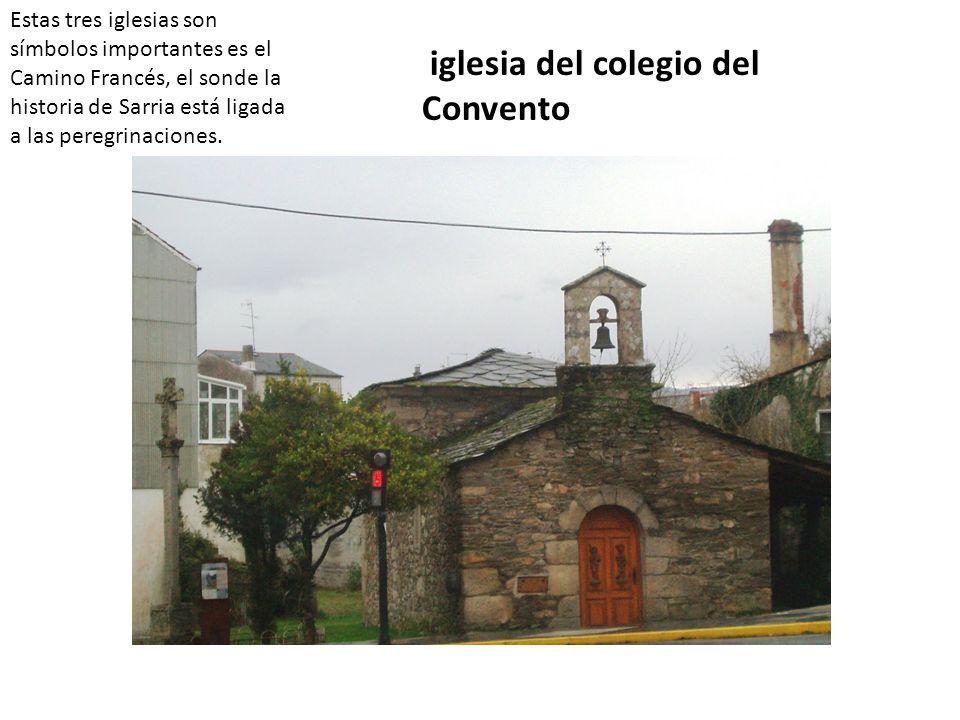 iglesia del colegio del Convento