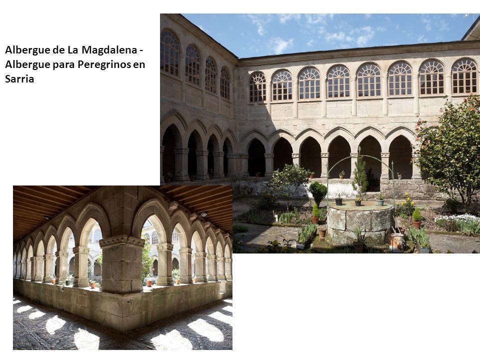 Albergue de La Magdalena - Albergue para Peregrinos en Sarria