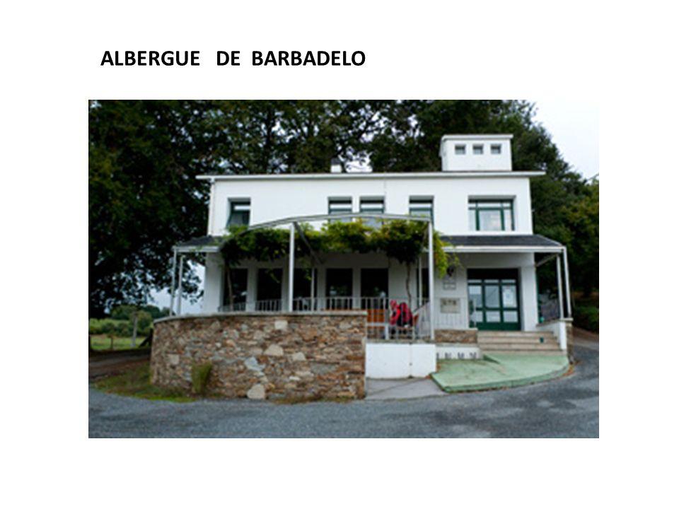 ALBERGUE DE BARBADELO