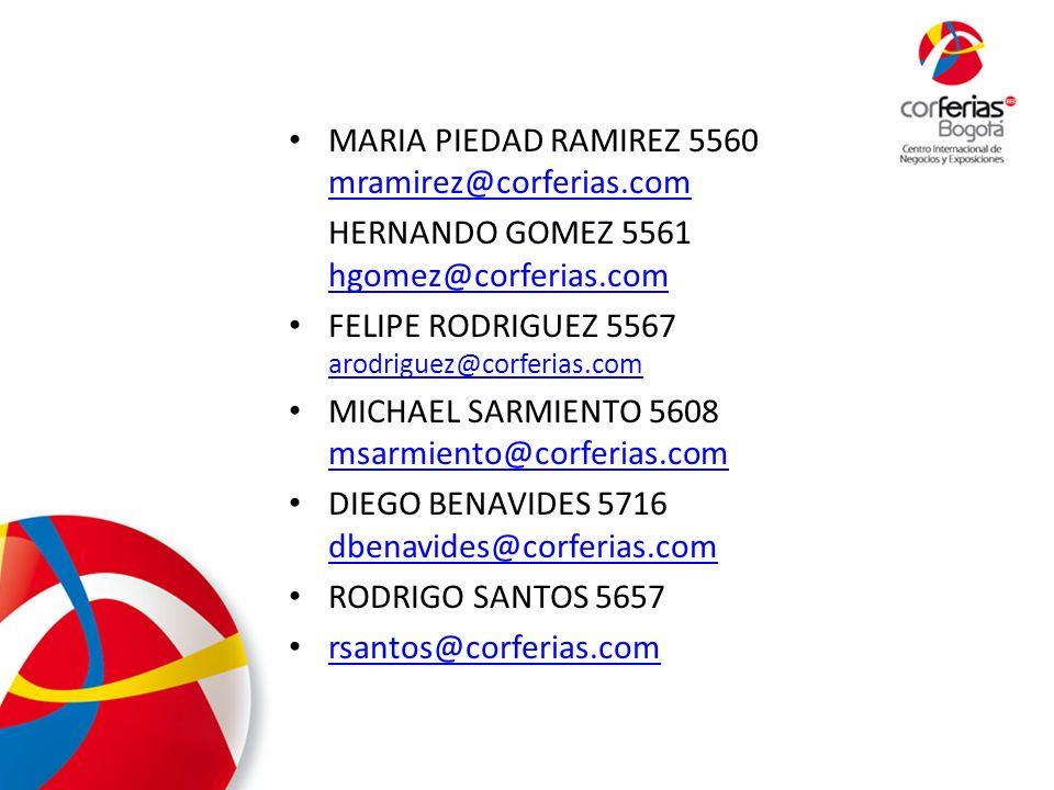 MARIA PIEDAD RAMIREZ 5560 mramirez@corferias.com