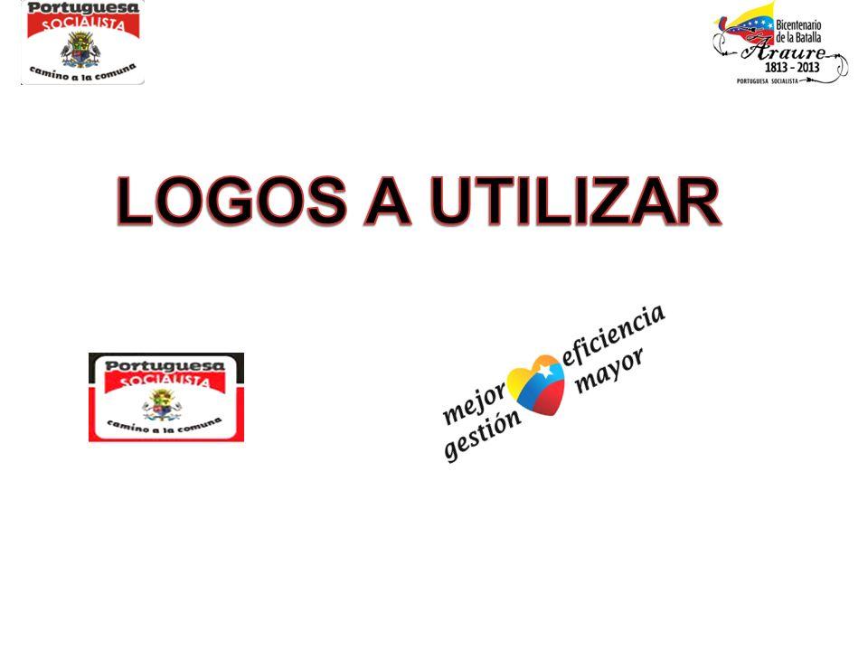 LOGOS A UTILIZAR