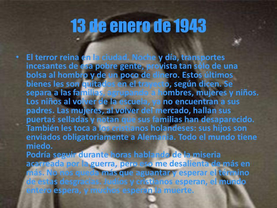 13 de enero de 1943