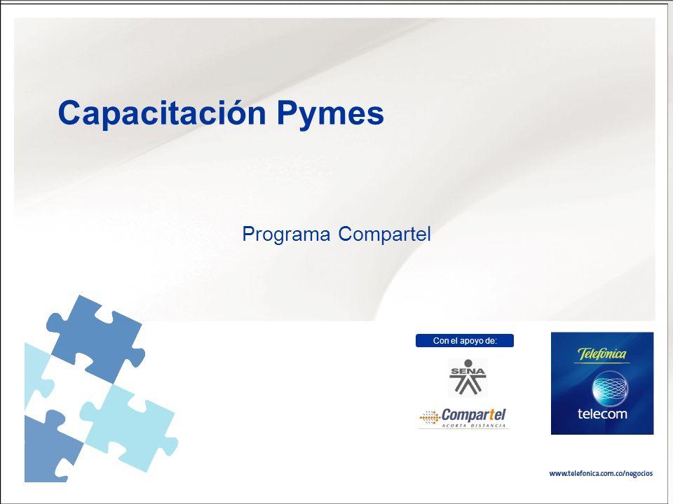 PROGRAMA COMPARTEL Ministerio de Comunicaciones