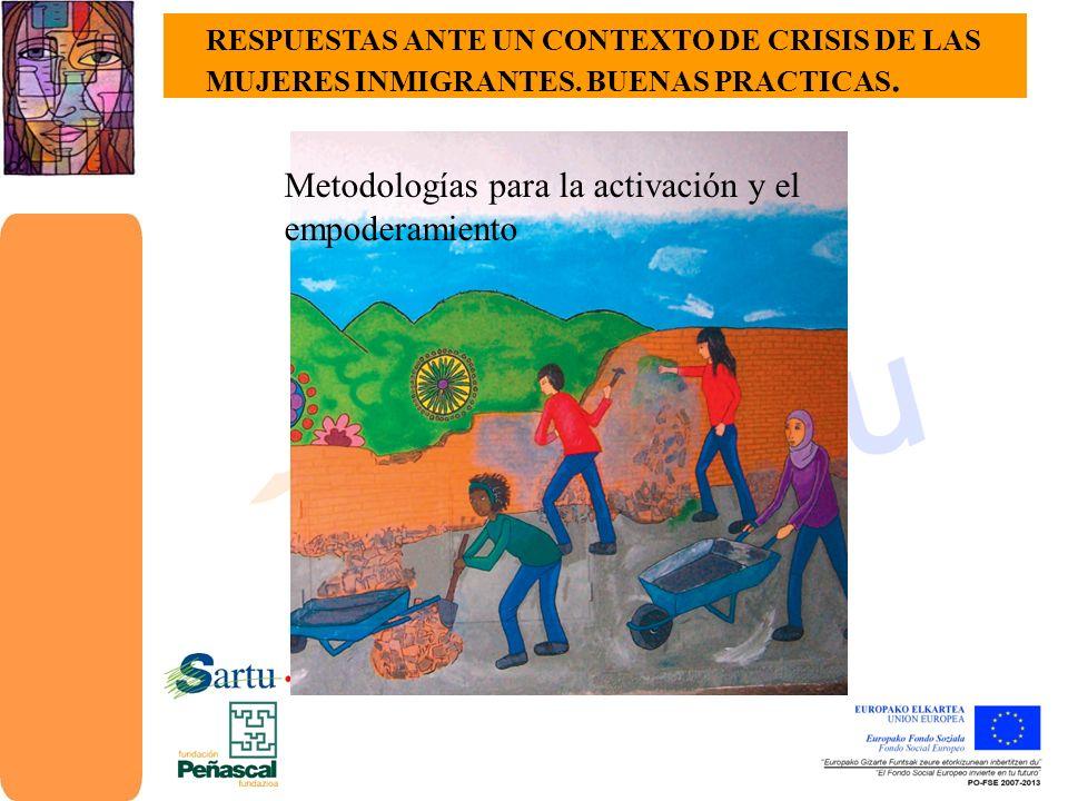 Metodologías para la activación y el empoderamiento