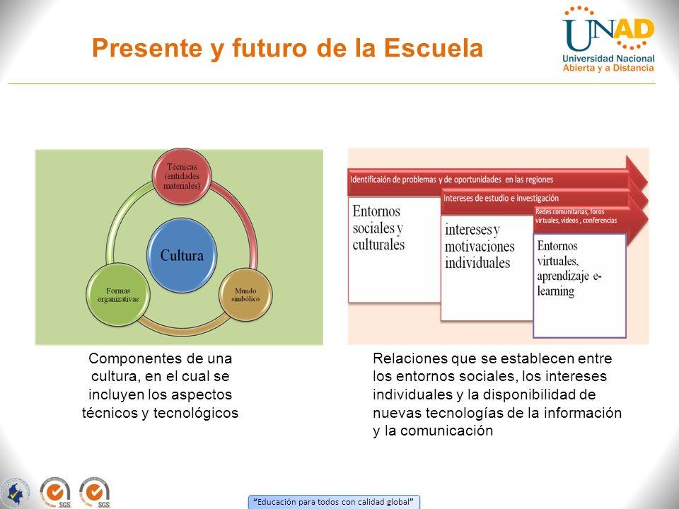 Presente y futuro de la Escuela