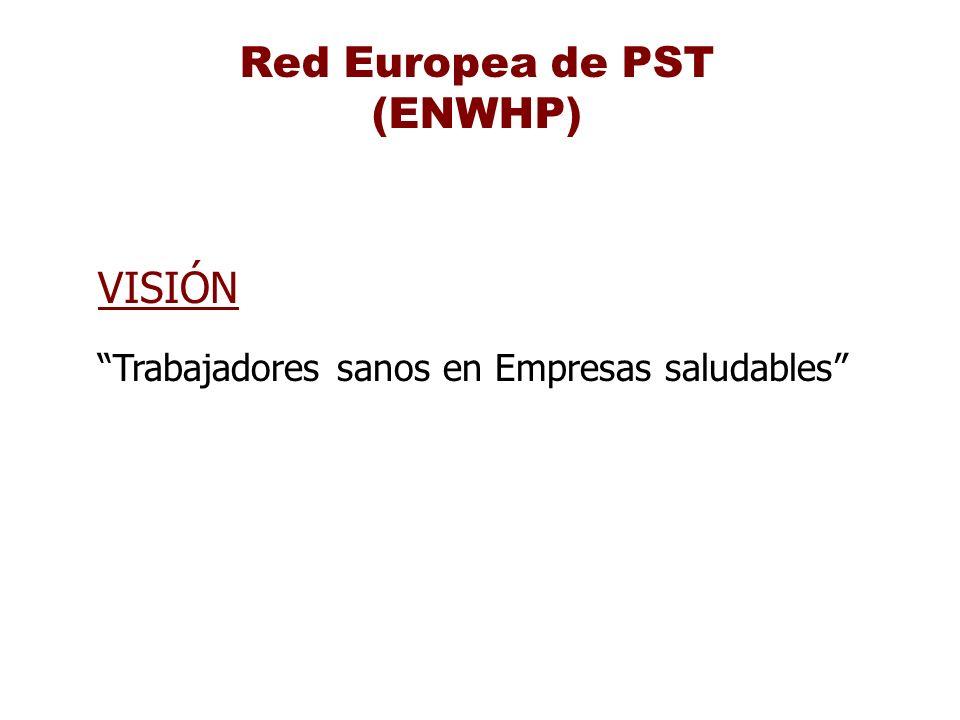 Red Europea de PST (ENWHP)