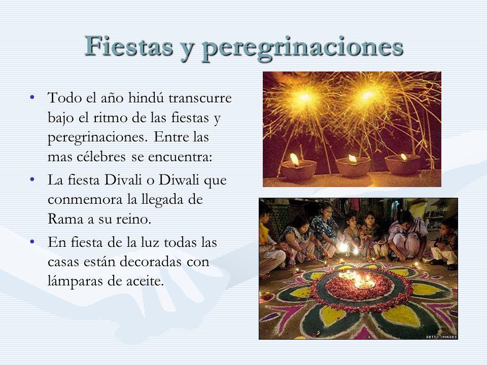 Fiestas y peregrinaciones