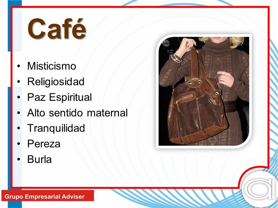 Café Misticismo Religiosidad Paz Espiritual Alto sentido maternal