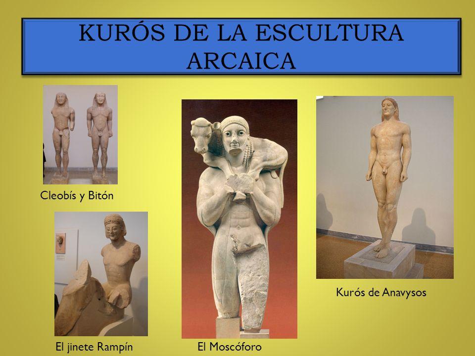 KURÓS DE LA ESCULTURA ARCAICA