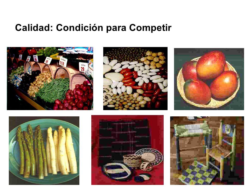 Calidad: Condición para Competir