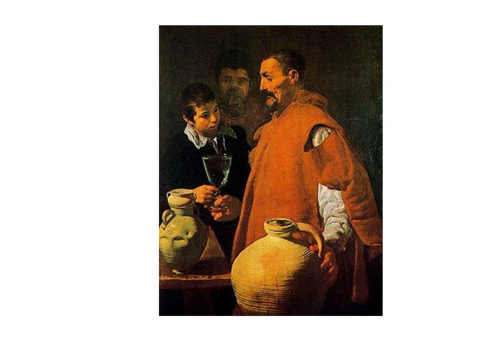 El Aguador de Sevilla, de Velázquez.