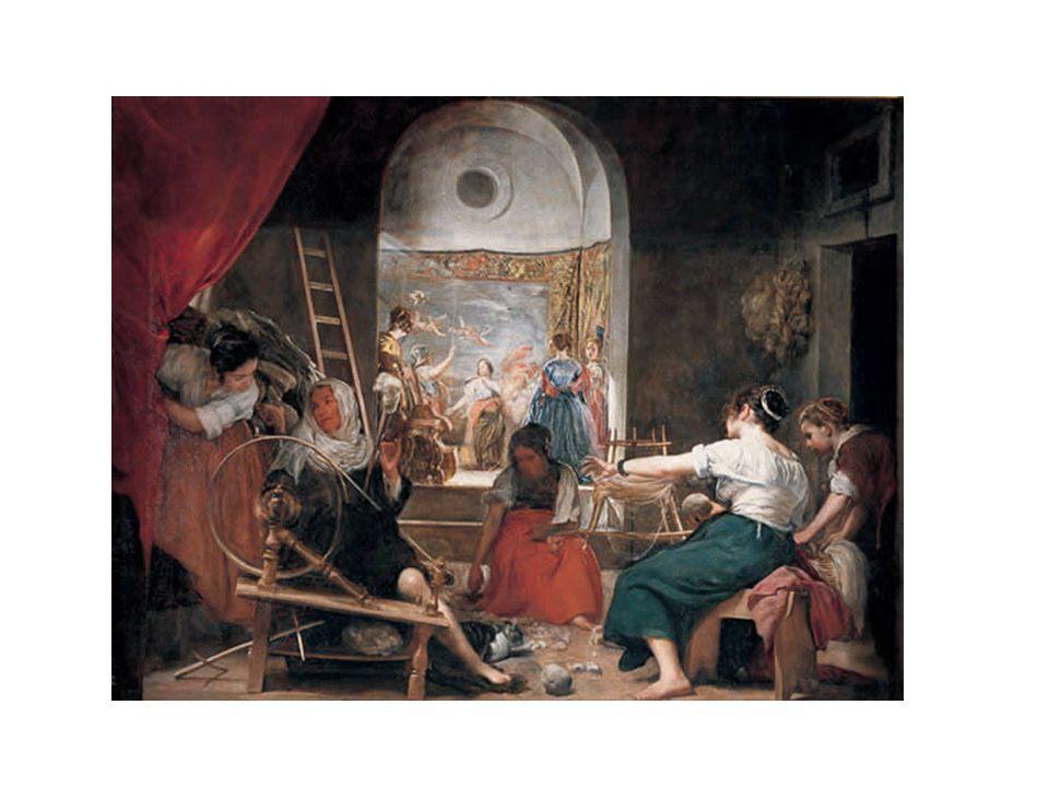 Las Hilanderas, de Velázquez.
