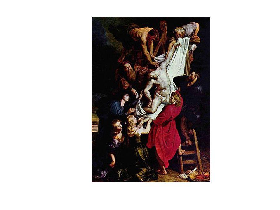 El Descendimiento, de Rubens.