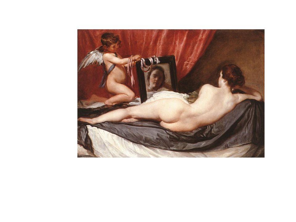 La Venus del Espejo, de Velázquez.