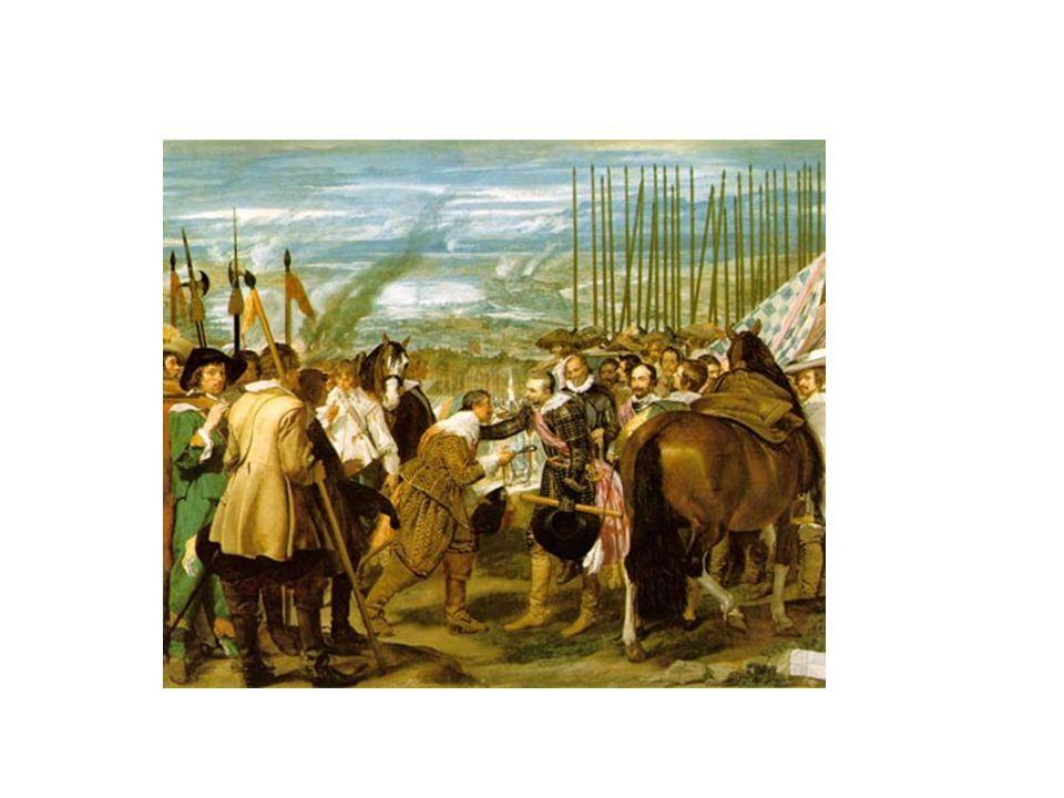 La rendición de Breda o Las Lanzas, de Velázquez.
