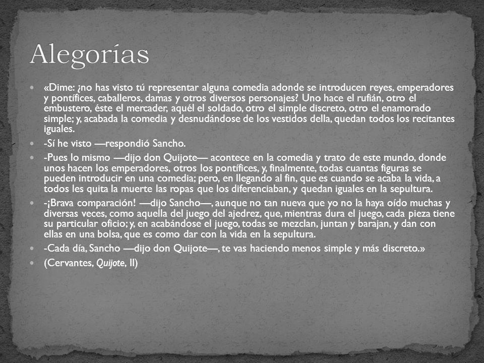 Alegorías