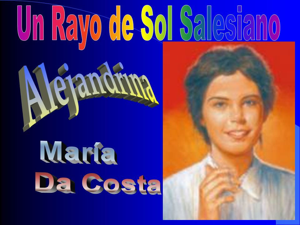 Un Rayo de Sol Salesiano