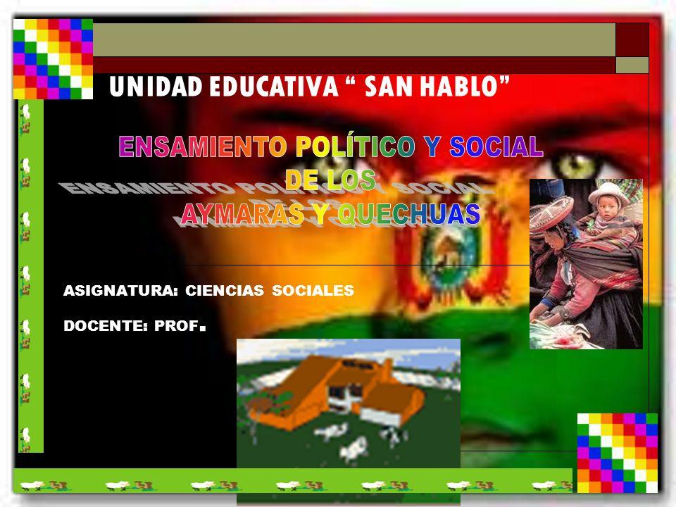 UNIDAD EDUCATIVA SAN HABLO
