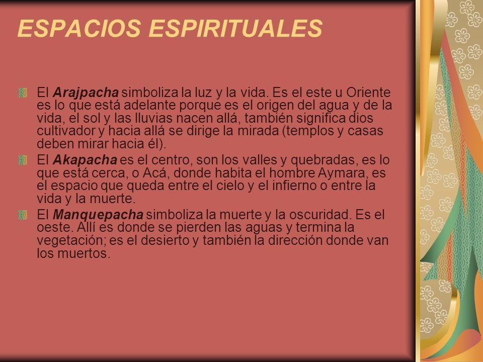 ESPACIOS ESPIRITUALES