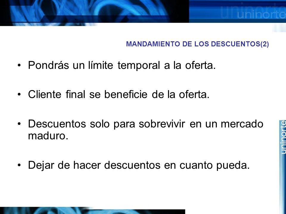 MANDAMIENTO DE LOS DESCUENTOS(2)