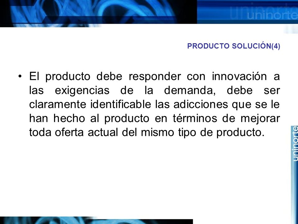 PRODUCTO SOLUCIÓN(4)