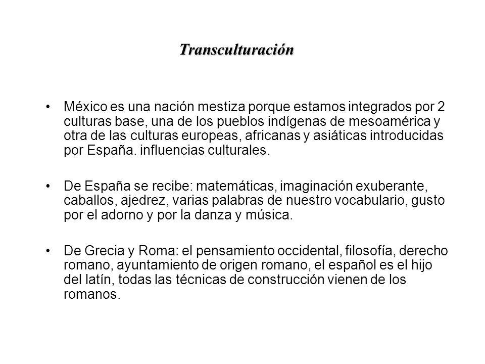 Transculturación