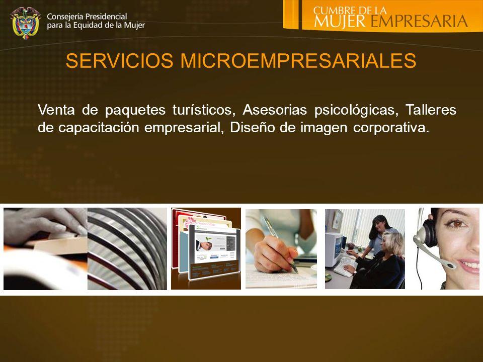 SERVICIOS MICROEMPRESARIALES