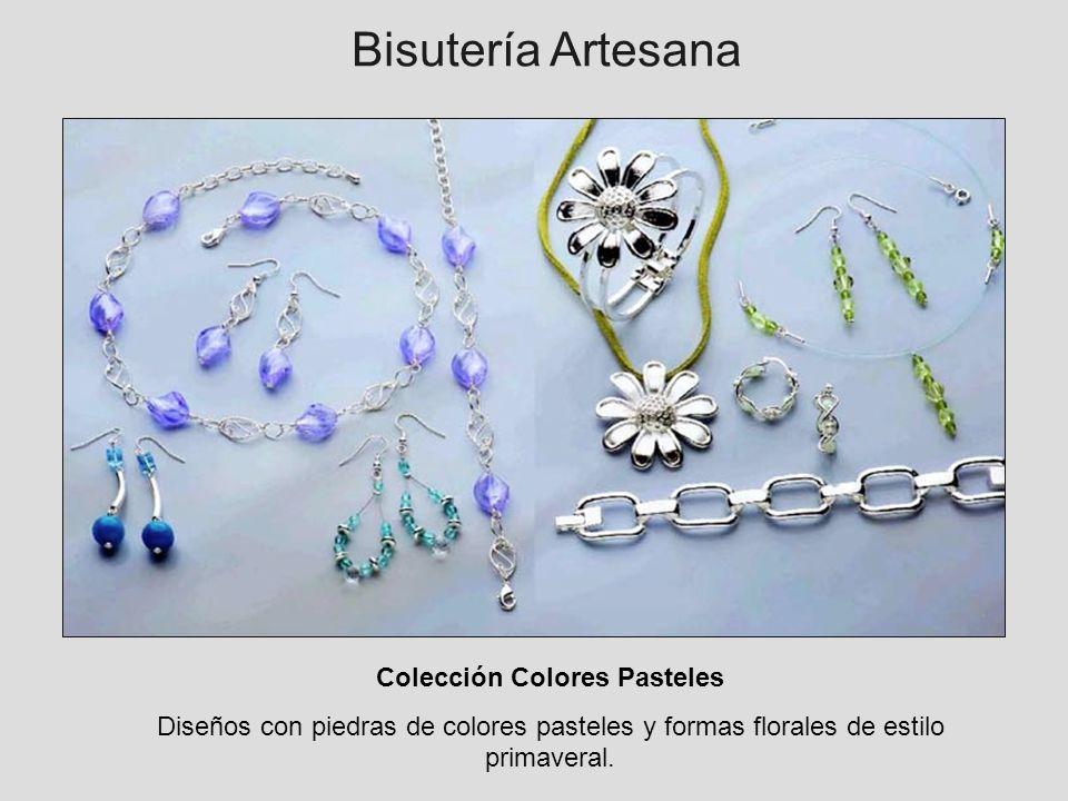 Colección Colores Pasteles
