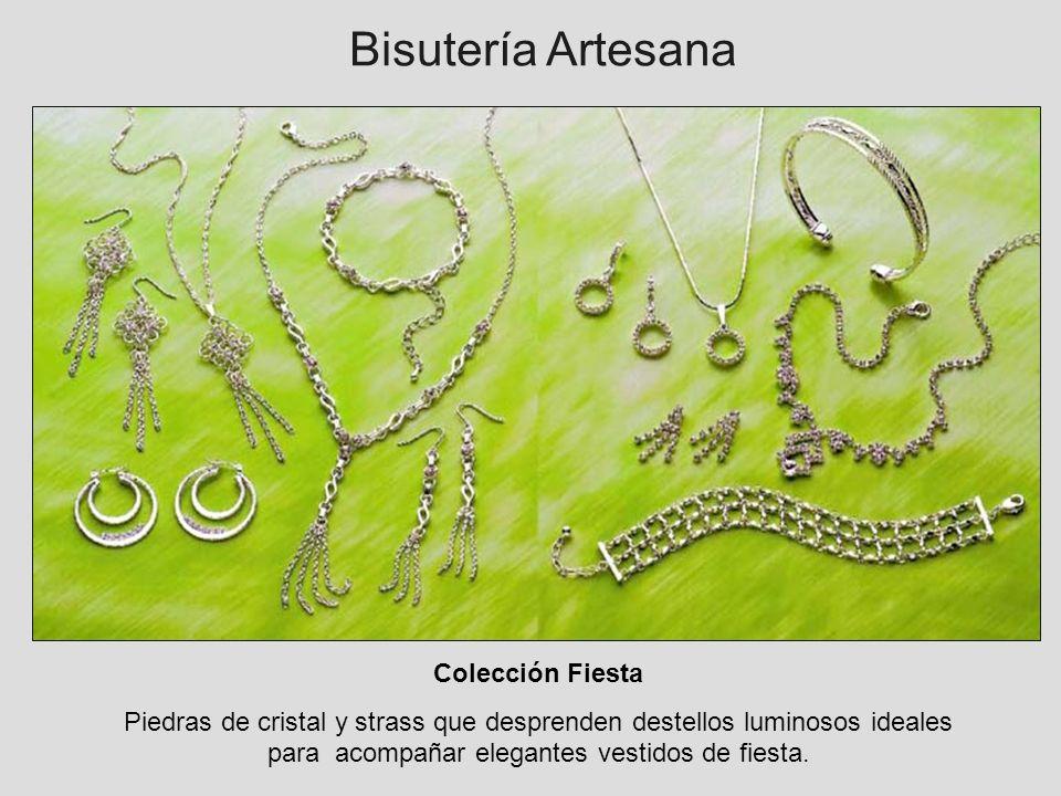 Bisutería Artesana Colección Fiesta