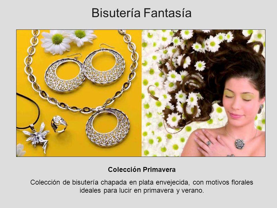 Bisutería Fantasía Colección Primavera