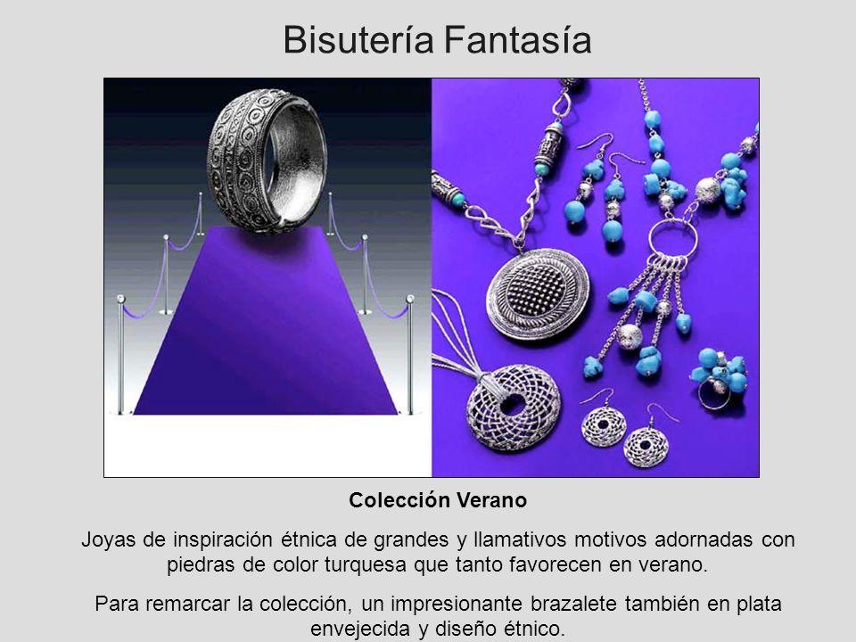 Bisutería Fantasía Colección Verano