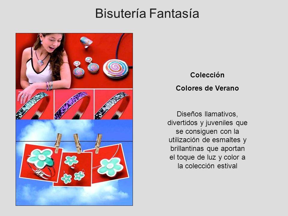 Bisutería Fantasía Colección Colores de Verano